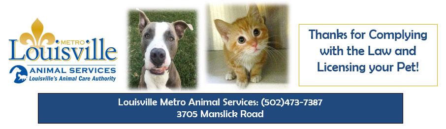 Louisville Metro Animal Services