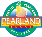 Pearland TX Site Logo